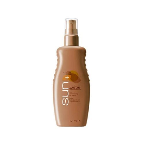 Aceite en Spray Potenciador del Bronceado AVON Sun Maxi Tan