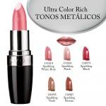 Ultra Color Rich Metálicos Avon