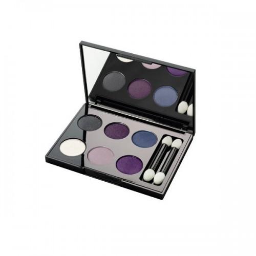 Paleta de Sombras 6-en-1 True Color